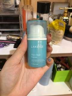 Laneige water bank essence travel size mini sample
