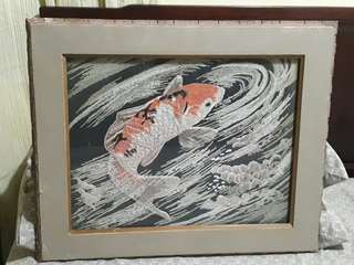Vintage Koi Artworks.