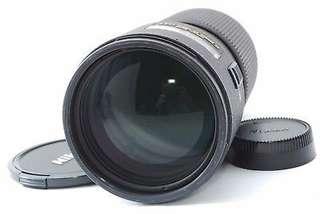 Nikon Nikkor 80-200mm F/2.8 D