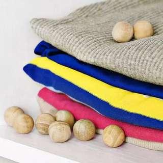 Cedar balls (packet of 10)