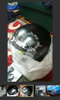 Helmet xdot Bluetooth new