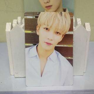 [WTS] Seventeen Teen Age Jeonghan Photocard White ver