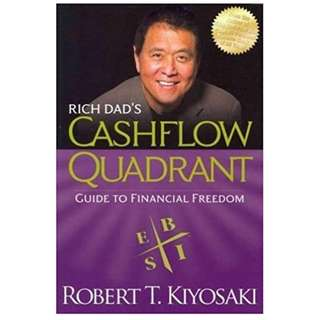 Rich Dad's CASHFLOW Quadrant: Rich Dad's Guide to Financial Freedom (322 Page Mega eBook)