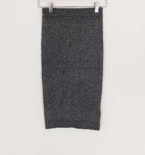 H&M knit pencil skirt