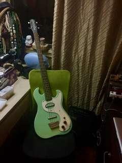Vintage Danelectro 63 bass