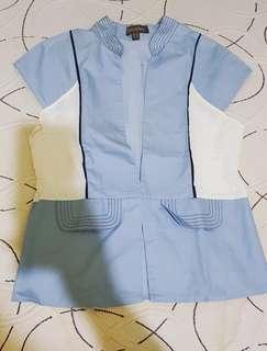 PLAINS & PRINTS Lady boss vest