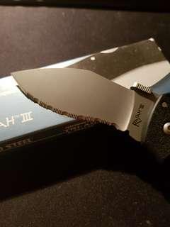 Cold steel folding knives (RAJAH III)
