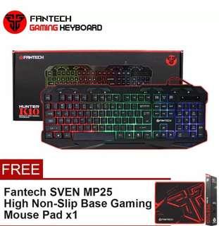 Fantech GAMING keyboard R968 (NEW)