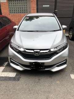 Honda Shuttle Grab Relief