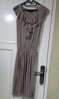 Rok jumpsuit bahan kaos blm pernah dipakai