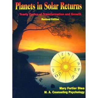 Planets in Solar Returns (Kindle Ed.)