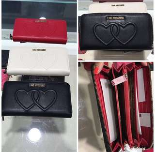 moschino wallet authentic