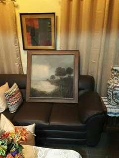 Zablan Landscape Painting