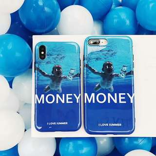 Baby Money Phone Case For iPhone 7/8/X