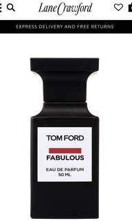 英國代購 Tom Ford Fucking Fabulous Eau De Parfum 50ml