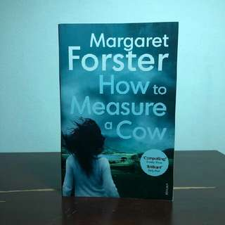 Brand New Book - How to Measure a Cow