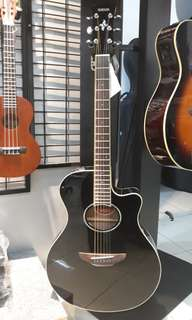 Yamaha Akustik Gitar APX 600 Ini Bisa dicicil DP 0% + Free 1x cicilan