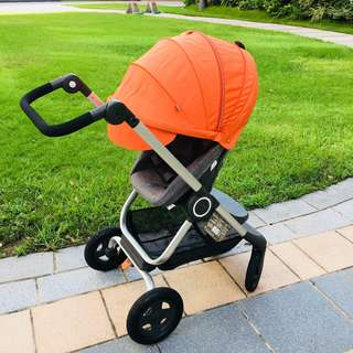 Stokke 🇳🇴Scoot 2017 (The smart urban stroller)