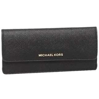 Michael Kors Saffiano leather slim wallet
