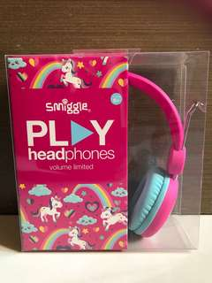 Smiggle Headphones
