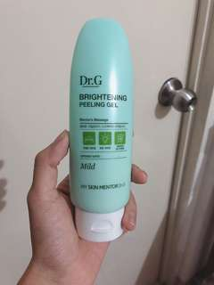 Dr. G Brightening Peeling Gel