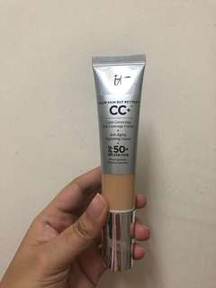 IT COSMETICS CC CREAM FULL SIZE