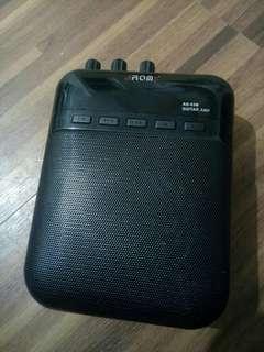 Guitar amplifier (portable)