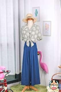 🍿 Vintage Blouse VB1645