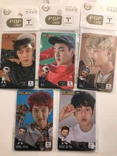 EXO TMoney Cards - DO Kyungsoo
