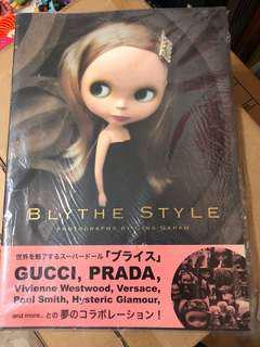 99% new Blythe Style相冊(2005出版)
