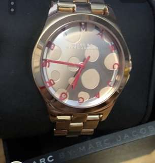 Authentic Marc Jacobs Watch needs battery