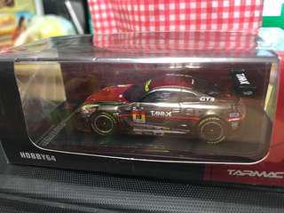 Tarmac work 日本GT300 2015冠軍 古圖 GTR35 1/64