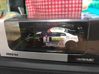 Tarmac work 澳門路車挑戰賽2010冠軍 織戶學 GTR35 1/64