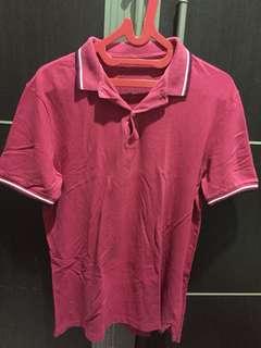 Polo Shirt GIORDANO PINK