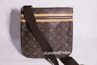 Louis Vuitton Monogram Bosphore Crossbody