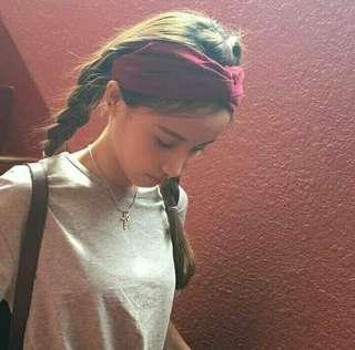 Headband polos