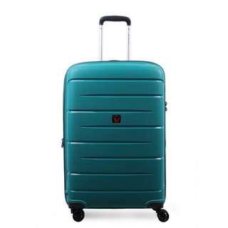 NEGOTIABLE Roncato Flight DLX (Grigio Smeraldo) Cabin Luggage Bag