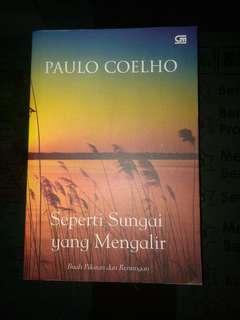 Buku Paulo Coelho - Seperti Sungai yang Mengalir (Bahasa Version) #kanopixcarousell