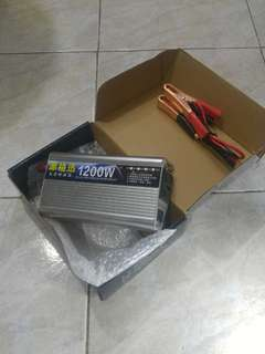 Solar power inverter 1200w