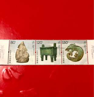 中國郵票2016-17
