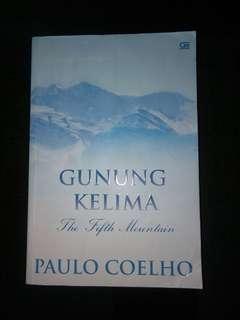 Novel Paulo Coelho - Gunung Kelima (Bahasa Version) #kanopixcarousell