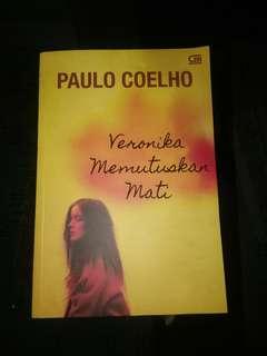 Novel Paulo Coelho - Veronika Memutuskan Mati (Bahasa Version) #kanopixcarousell