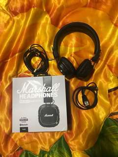 Marshall Major II (black)