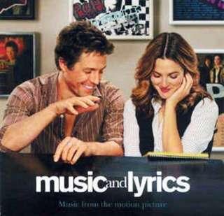 arthcd Music And Lyrics Soundtrack CD (Way Back.Into Love etc)
