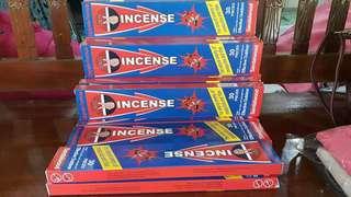 Mosquito killer (incense)
