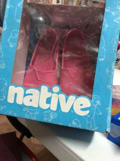 Native girls shoes
