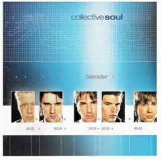 arthcd COLLECTIVE SOUL Blender CD