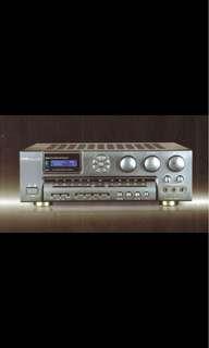 Rexy Onkyo Karaoke Amplifer
