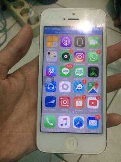 Iphone 5 , 16gb