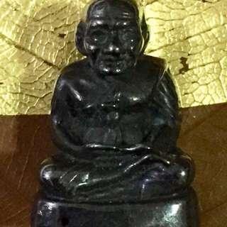 Luang Pu Thuat Lek Lai made very rare amulet